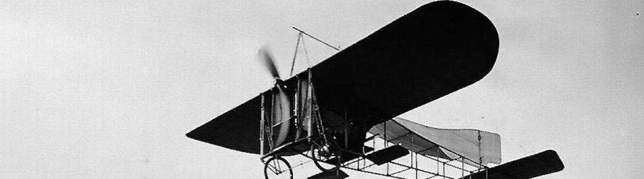 Les premiers vols des pionniers