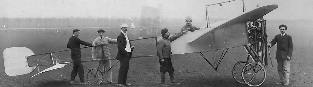 Les frères Orville et Wilbur Wright