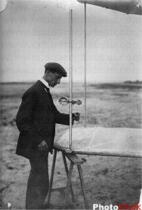 Wilbur Wright en France